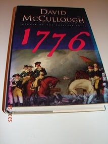 """1776""--DAVID McCULLOUGH"