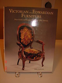 VICTORIAN AND EDWARDIAN FURNITURE PRICE GUIDE