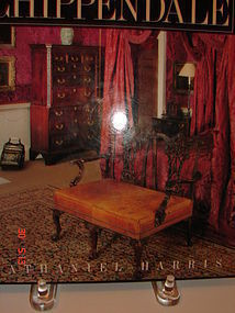 CHIPPENDALE FURNITURE,NATHANIEL HARRIS