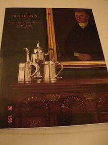 SOTHEBY'S CATALOG NEW YORK,JUNE 23,24-1994