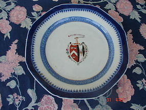 C. 1780 SCOTTISH FAMILY PRO PATRIA WITH SHIELD