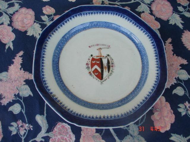C. 1780 SCOTTISH FAMILY PRO PATRIA WITH SHIELD