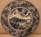 JOHNSON BROTHERS VIEW OF BOSTON PLATE