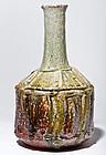 One of a kind!!! Large Shigaraki vase by Koyama Kiyoko