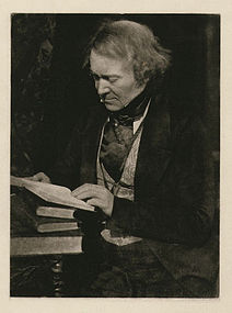 "David Octavius Hill, ""Portrait of Dr. Rintoul"""
