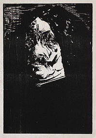 Leonard Baskin, Wood Engraving,