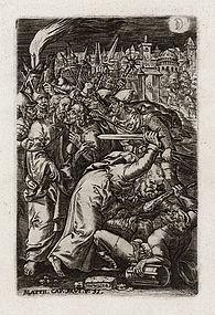 Johannes Wierix, Engraving,