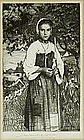 "William Lee Hankey, Etching, ""Marie of the Fields"""