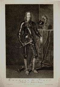 Pieter Stevens van Gunst, engraving,