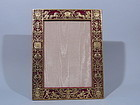 E F Caldwell Gilded Bronze Large Picture Frame
