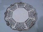 Theodore B. Starr Sterling Silver Tray C 1900