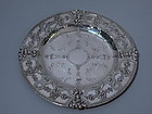 Tiffany American Sterling Silver Renaissance Tray