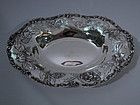 S. Kirk & Son Baltimore Sterling Silver Bowl C 1905