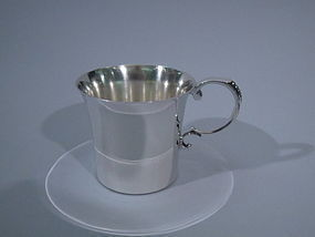 Watson Sterling Silver Baby Cup C 1920