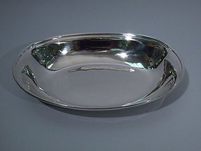 Stone Associates Sterling Silver Bowl C 1940