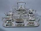 Tiffany Tea and Coffee Service C 1934