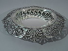 Tiffany Large & Heavy Sterling Silver Centerpiece Bowl