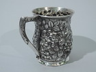 Ritter & Sullivan Baby Cup - Baltimore Repousse