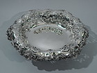 Tiffany Centerpiece Bowl - Sumptuous Sterling Silver