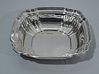 Gorham Sterling Silver Square Bowl 1956