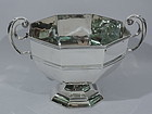 Large and Elegant Trophy Cup - English Sterling Silver 1908