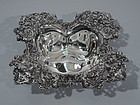 Renaissance Revival Sterling Silver Bowl by Kerr C 1880
