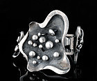 MOD TALLER TAXCO MEXICAN SILVER Biomorphic BRACELET
