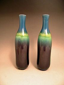 JAPAN 20TH C. PR. BOTTLES BY LNT TOKUDA YASOKICHI III