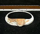 Hohokam Frog Head Shell Bracelet ca 900 ad.