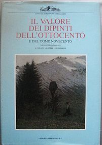 Annuari Di Economia Dell'Arte - 1994/1995 - G.L. Marini - Art Prices