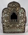 Tibetan Gau Reliquary Portable Altar Shrine Prayer Box