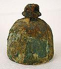 Khmer Culture Bronze Bell