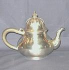 Sterling Silver Teapot James Robinson