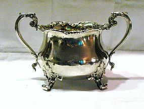 Paul Storr Sterling Silver Sugar Bowl