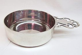 Tiffany Sterling Siler Porringer
