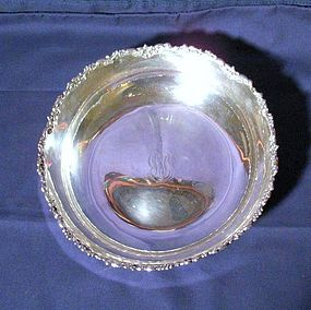 Tiffany Sterling Silver Center or Fruit Bowl