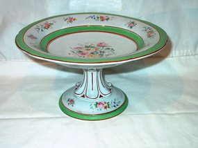 English Staffordshire Compote