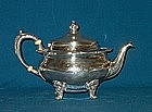 Gorham Sterling Silver Tea Pot