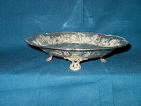 """800"" Silver (German) Silver Center Bowl"