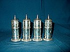 Sterling Silver Salt and Pepper Set by Lunt