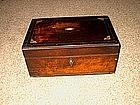 Victorian Oak Traveling Dresser Case