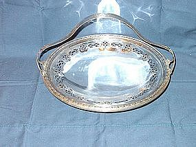Whiting Sterling Basket