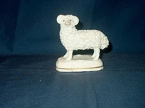 Miniature Staffordshire Sheep