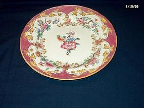 Mintons Dinner Plates; 1836-1841 mark; set of 6