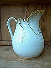Old Paris Porcelain Pitcher