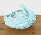 Royal Rudolstadt Swan Tureen