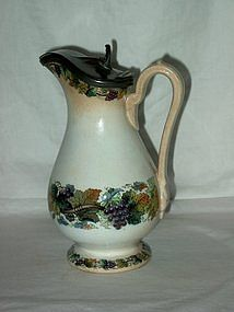 Victorian Syrup or Milk Jug by Atkin Brothers