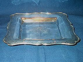 Small Sterling Tray; Theodore B. Starr