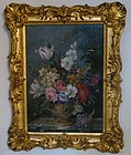 Early Dutch Still Life with Flowers