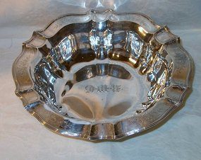 Theodore B. Starr Sterling Silver Bowl